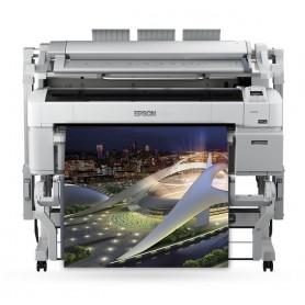 Epson SC-T5200DMFP multifunzione formato A0 con doppio rotolo e scanner integrato