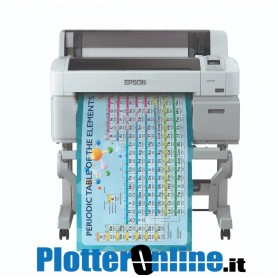 Epson SC-T3200PS formato A1 con supporto Post Script