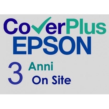 Estensione garanzia 3 anni per serie plotter Epson SC-T7200 - CP03OSSECD68