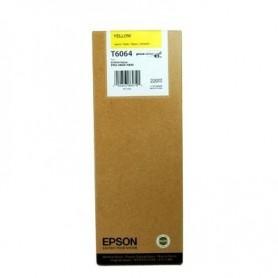 Cartuccia inchiostro giallo 220 ml T606400
