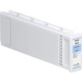 Cartuccia inchiostro light ciano 700 ml T800500