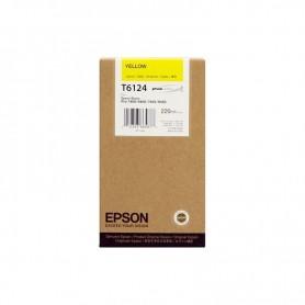 Cartuccia inchiostro giallo T612400