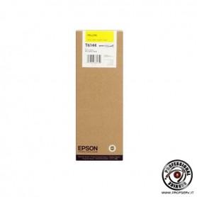 Cartuccia inchiostro giallo T614400