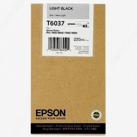 Cartuccia inchiostro nero chiaro T603700