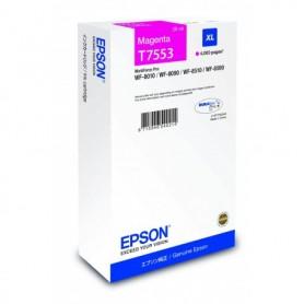 Cartuccia Epson originale magenta XL C13T755340