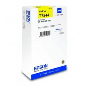 Cartuccia Epson originale giallo XXL C13T754440