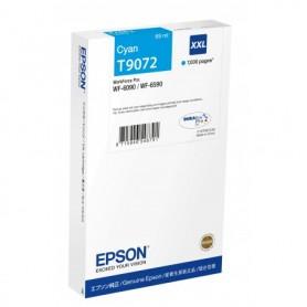 Cartuccia Epson originale ciano XXL C13T907240