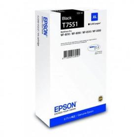 Cartuccia Epson nero C13T756140