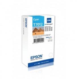Cartuccia Epson ciano XXL C13T70124010