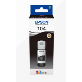 104 EcoTank Nero Ink Bottle