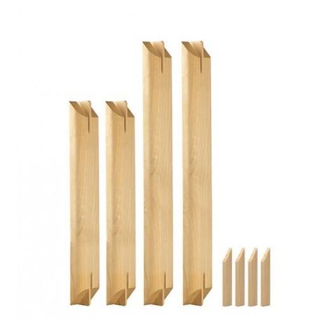 Telai spessore 1,7 cm lunghezza 100 cm