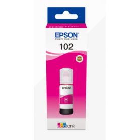 102 EcoTank Magenta Ink Bottle