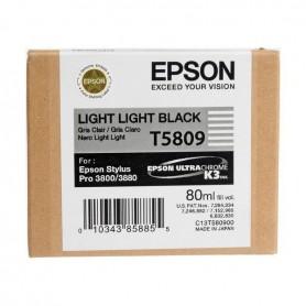 Cartuccia inchiostro nero chiarissimo T5809