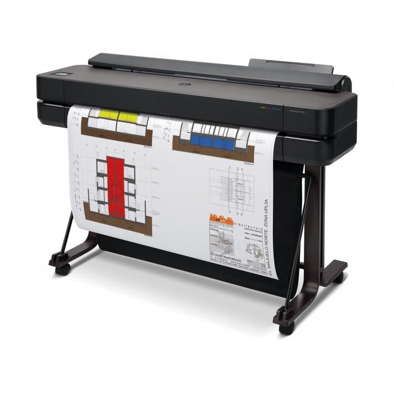 Plotter HP DesignJet T650 formato A0