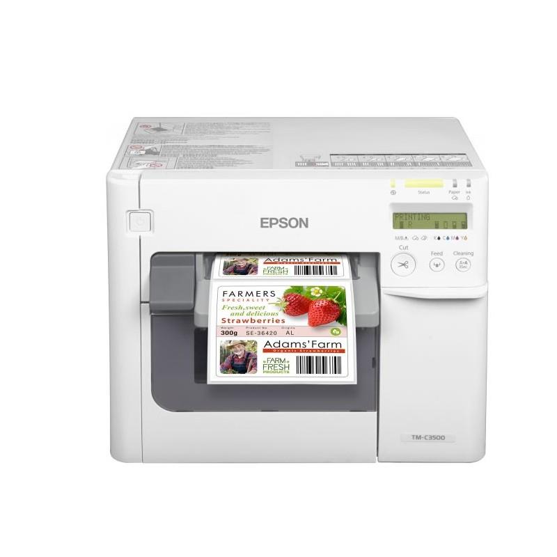 ColorWorks TM-C3500