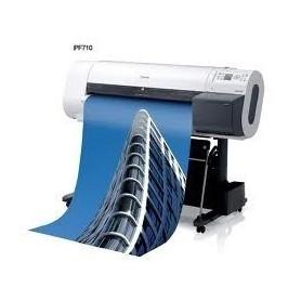 PLOTTER CANON IMAGEPROGRAF iPF710  FORMATO A0 -36-