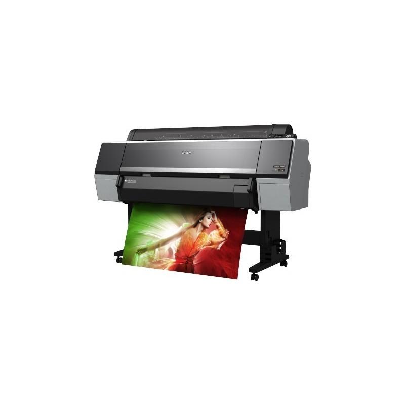 Epson SureColor SC-P9000V Spectroperoofer formato BO -44- con piedistallo e tanica inchiostro viola