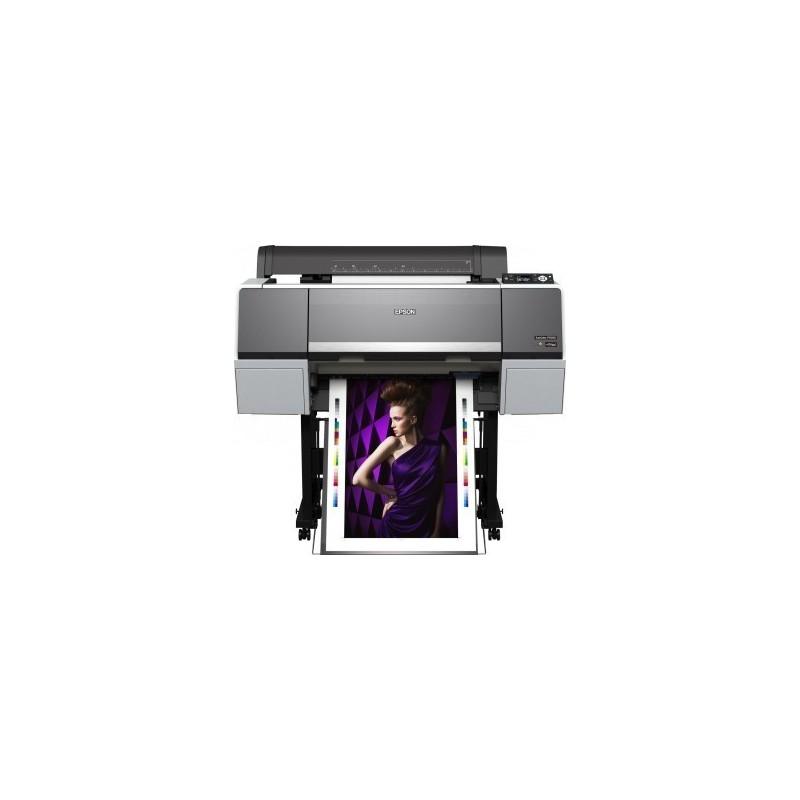 Epson SureColor SC-P7000 V formato A1 -24- con piedistallo e tanica inchiostro viola