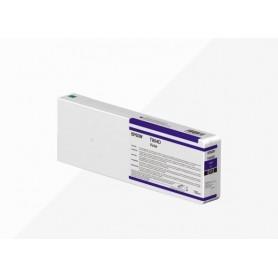 Cartuccia inchiostro viola 700 ml T804D00